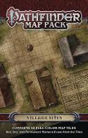 Pathfinder Map Pack: Village Sites by Jason A. Engle, Stephen Radney-MacFarland