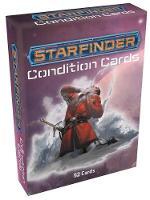 Starfinder Cards: Starfinder Condition Cards by Paizo Staff