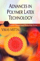 Advances in Polymer Latex Technology by Vikas Mittal