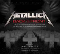 Metallica: Back To The Front by Matt Taylor