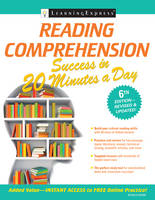 Reading Comprehension Success in 20 Minutes a Day by Learning Express