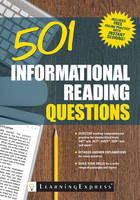 501 Informational Reading Questions by Learning Express