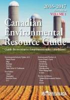 Canadian Environmental Resource Guide by Grey House Canada