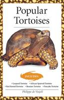 Popular Tortoises (Advanced Vivarium Systems) by Philippe De Vosjoli