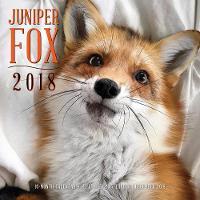 Juniper Fox 2018 16 Month Calendar Includes September 2017 Through December 2018 by Jessika Coker