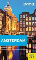 Moon Amsterdam, First Edition by Audrey Sykes