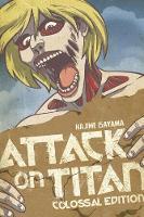 Attack On Titan: Colossal Edition 4 by Hajime Isayama