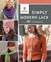 Simply Modern Lace 20 Knit Projects by Interweave