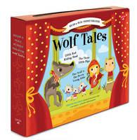 Wolf Tales by Oldrich Ruzicka, Klara Kolcavova