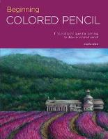 Portfolio: Beginning Colored Pencil Tips and techniques for learning to draw in colored pencil by Eileen Sorg