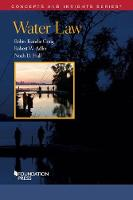 Water Law by Robin Craig, Robert A. Adler, Noah Hall