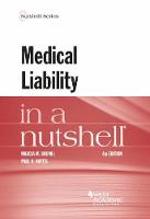 Medical Liability in a Nutshell by Marcia Boumil, Paul Hattis