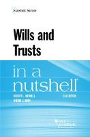 Wills and Trusts in a Nutshell by Robert Mennell, Sherri Burr