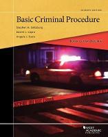 Black Letter Outline on Basic Criminal Procedure by Stephen Saltzburg, Daniel Capra, Angela Davis