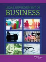 West Academic's Legal Environment of Business by West Academic Publishing