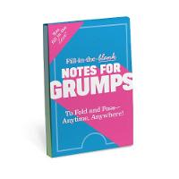 Knock Knock Fill in the Love Notes for Grumps by