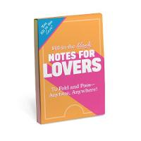 Knock Knock Fill in the Love Notes for Lovers by