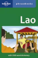 Lonely Planet Lao Phrasebook by Lonely Planet, Joe Cummings