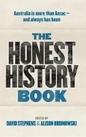 The Honest History Book by David Stephens