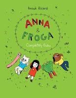 Anna and Froga by Anouk Ricard