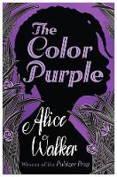 Cover for The Color Purple by Alice Walker