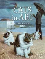 Cats in Art by Desmond Morris