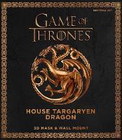Game of Thrones Mask: House Targaryen Dragon by Steve Wintercroft