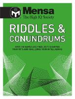 Mensa Riddles and Conundrums Pack by Robert Allen