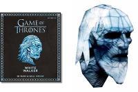 Game of Thrones Mask: White Walker by Steve Wintercroft