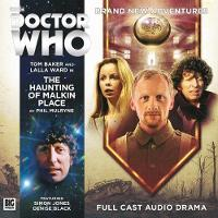 The Fourth Doctor Adventures The Haunting of Malkin Place by Phil Mulryne, Jamie Robertson