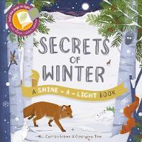 Secrets of Winter A Shine-a-light book by Carron Brown, Georgina Tee