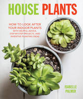 House Plants How to Look After Your Indoor Plants: with Helpful Advice, Step-by-Step Projects, and Inventive Planting Ideas by Isabelle Palmer
