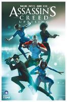 Assassin's Creed Uprising by Alex Paknadel, Dan Watters