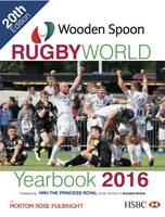Rugby World Yearbook 2016 by M P Robertson