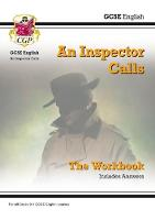 New GCSE English - An Inspector Calls Workbook (Includes Answers) by