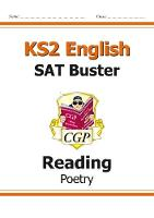 New KS2 English Reading Sat Buster: Poetry (for the New Curriculum) by