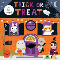 Little Friends Trick or Treat by Roger Priddy