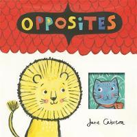 Jane Cabrera: Opposites by Jane Cabrera