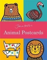 Jane Foster Animal Postcard Book by Jane Foster