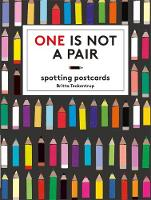 One is Not a Pair: Spotting Postcards by Britta Teckentrup