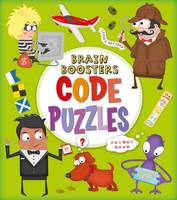 Brain Boosters: Code Puzzles by Kate Overy
