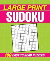 Large Print Sudoku by Arcturus Publishing