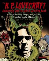 The H.P. Lovecraft Colouring & Activity Book by Arcturus Publishing