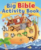The Big Bible Activity Book by
