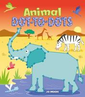 Animal Dot-to-Dots by Jo Moon