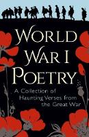 World War I Poetry by