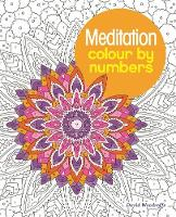 Meditation Colour by Numbers by Arpad Olbey