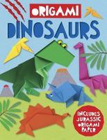 Dinosaur Origami by Belinda Webster