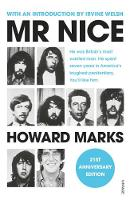 Mr Nice 21st Anniversary Edition by Howard Marks, Irvine Welsh