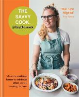 The Savvy Cook by Izy Hossack